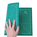 ZERRO Self Healing Cutting Mat Double Sided Durable 5-Ply 12