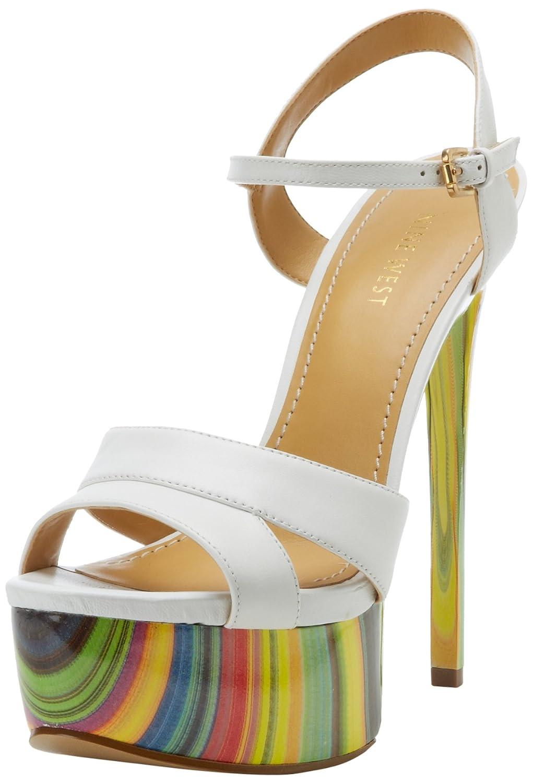 Nine West Women's Mercade Platform Sandal туфли nine west nwomaja 2015 1590