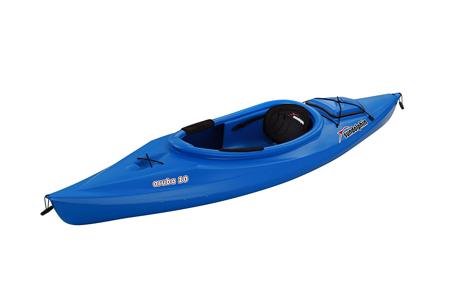 Sun Dolphin Aruba sit-in Kayak review (10-feet)