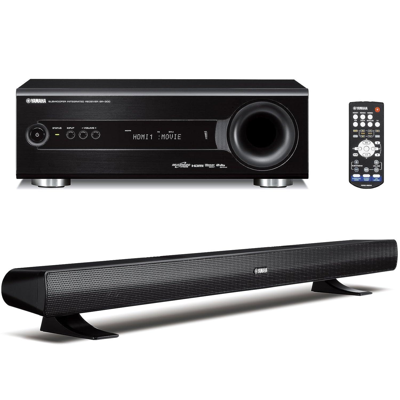 Yamaha yht s400 home cinema system sound bar digital for Yamaha sound console