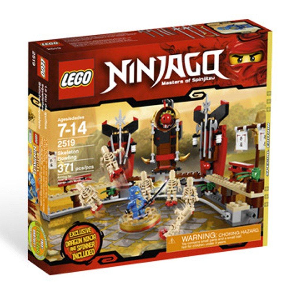 Lego 2519 Ninjago Skelett Bowling online kaufen