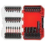 CRAFTSMAN Drill/Driver Set, Impact Ready Bits, 33 Pieces (CMAF1333)