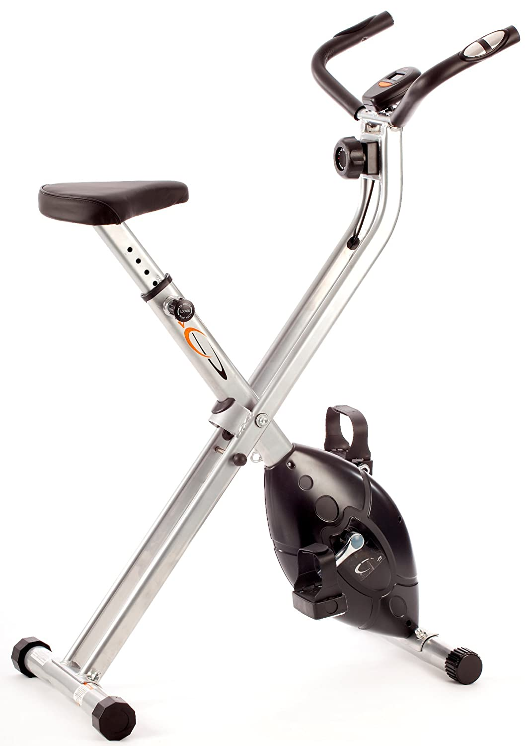 V Fit MXC1 Folding Bicicleta estatica plegable con resistencia