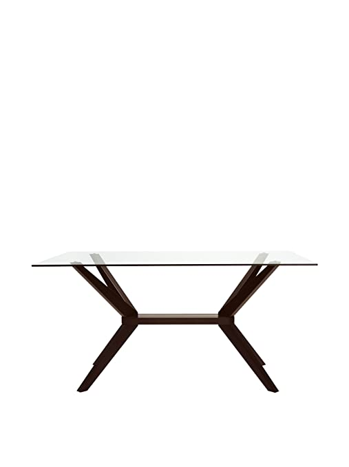 AEON Furniture Greenwich Dining Table in Coffee