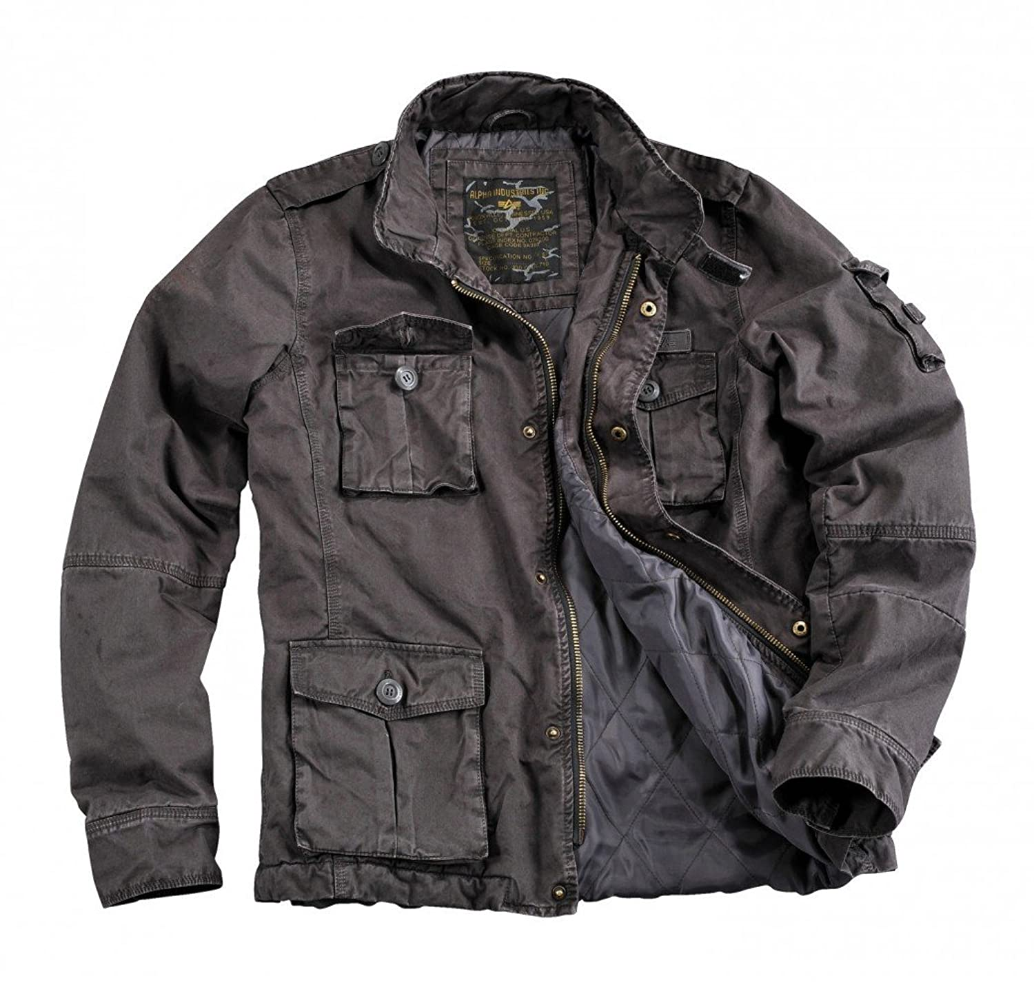 Alpha Industries Jacke Crew Chief Jacket günstig online kaufen