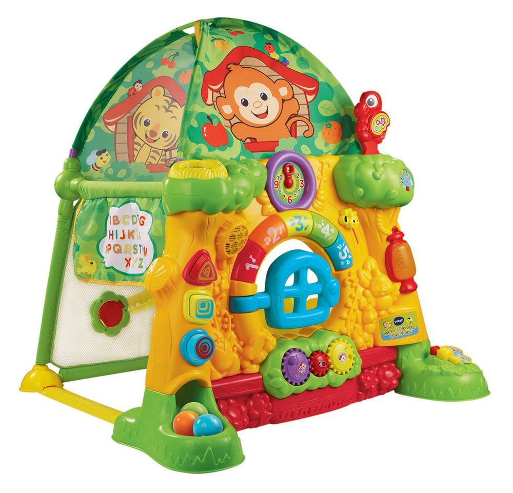 VTech Grow and Discover Tree House