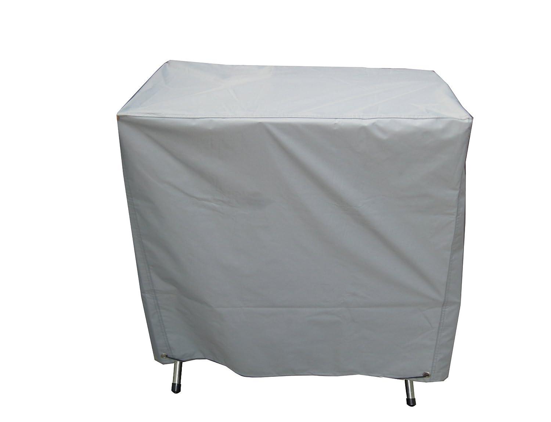Schutzhülle für einen Sessel – mit verchromten Lochverstärkungen und einer Zugkordel zur Befestigung günstig kaufen