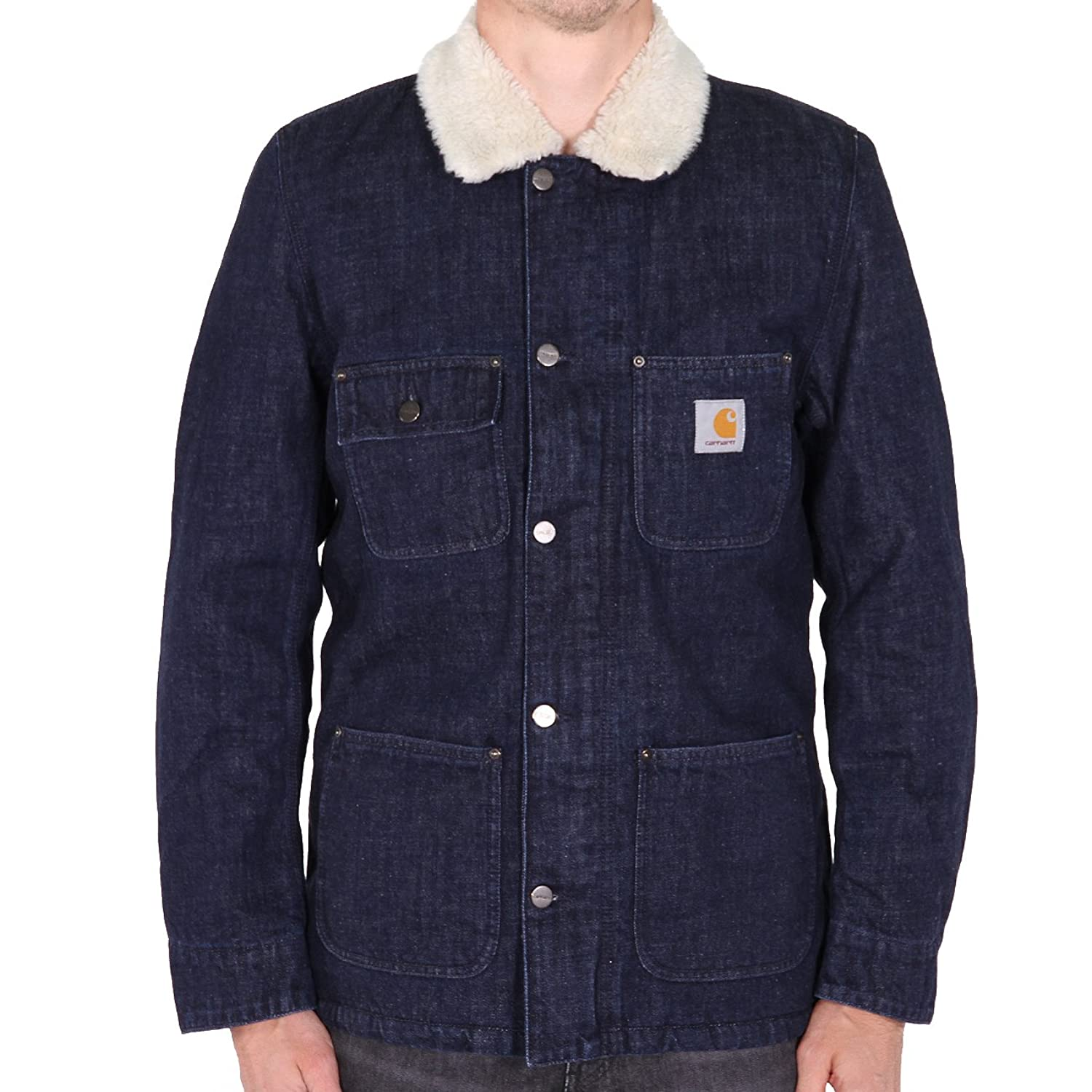 Carhartt Phoenix Coat Blue Rinsed