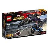 レゴ スーパー・ヒーローズ ブラック・パンサーの追跡 76047