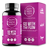 Hormone Balance for Women - Herbal Estrogen Pills for Women | Provides PMS Relief | 100% Plant Based | Hot Flashes Menopause Relief | 60 Vegan Non-GMO Capsules