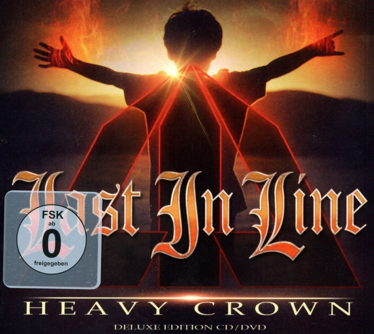 Heavy Crown (CD/DVD)(Deluxe Edition)