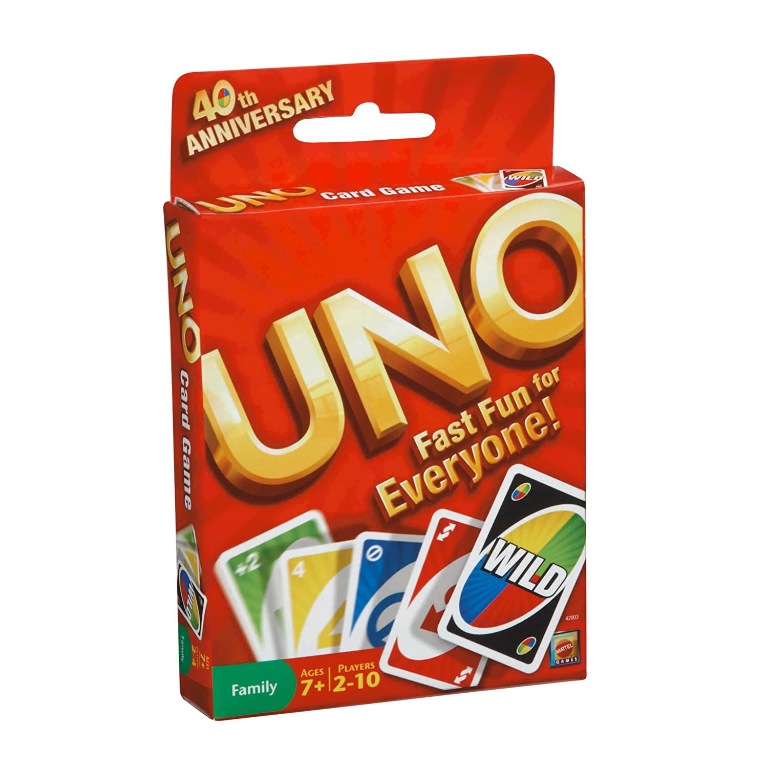 Repurposing UNO as a learning game
