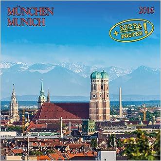 Munich (161102) (English, Spanish, French, Italian and German Edition)