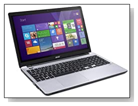 Acer Aspire V3-572PG-50X5 15.6-Inch Touchscreen Laptop (Platinum Silver) Review