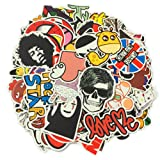 DOFE Car Stickers 300 pcs, Laptop Stickers,Motorcycle Bicycle Luggage Decal Graffiti Patches for Teens (Stickers 300 pcs) (Tamaño: Stickers 300 pcs)