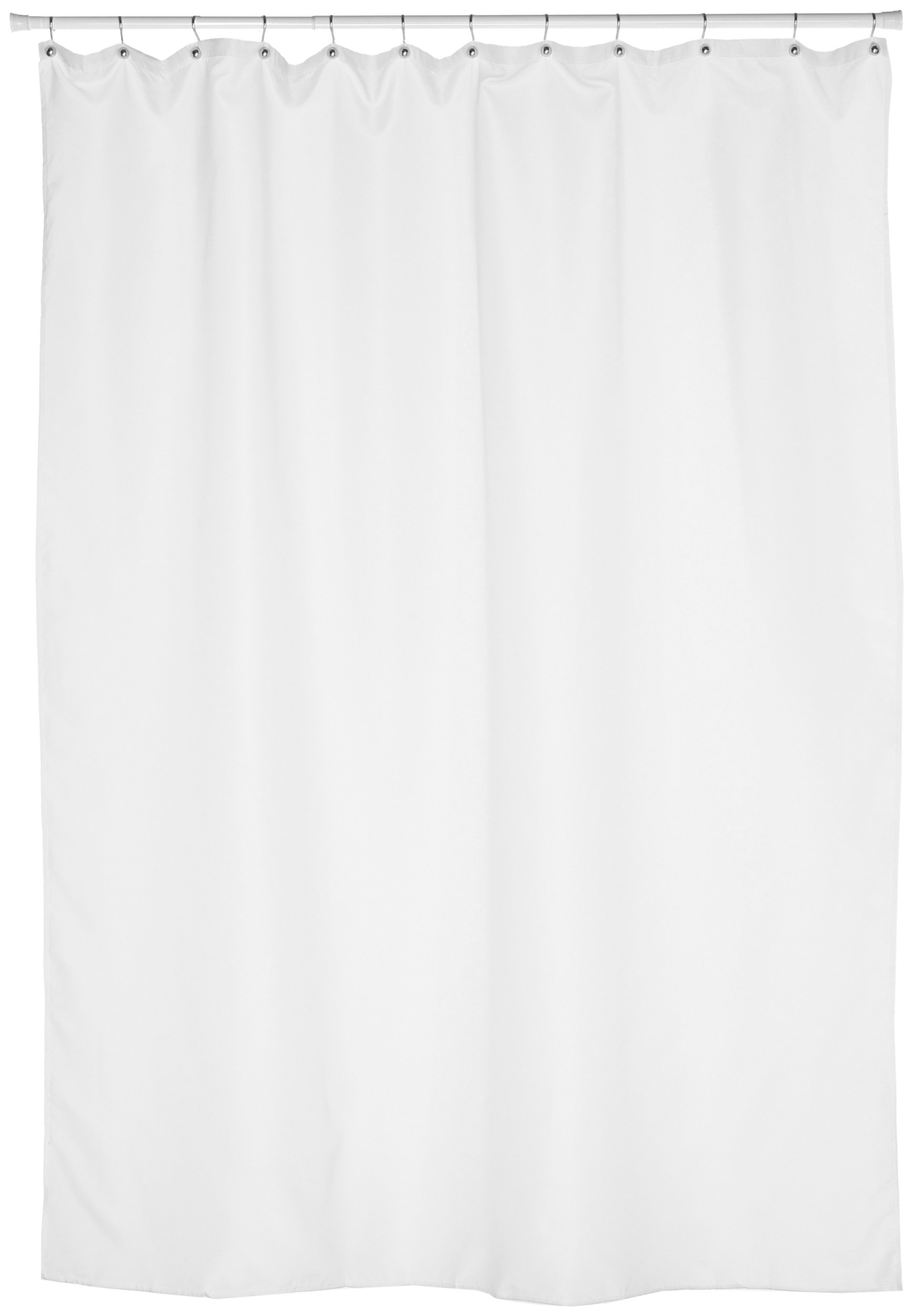 Carnation Home Fashions Fabric Extra Long Shower Curtain Linerextra Long Size Ebay