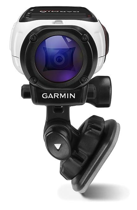Garmin - VIRB Elite pack Power - Caméra d'action embarquée avec GPS intégré - 16 Mpix ANT+ - Blanc