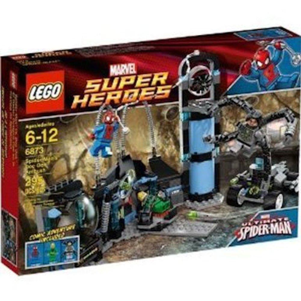 Spider-Mans Doc Ock Ambush 6873 (japan import) als Geschenk