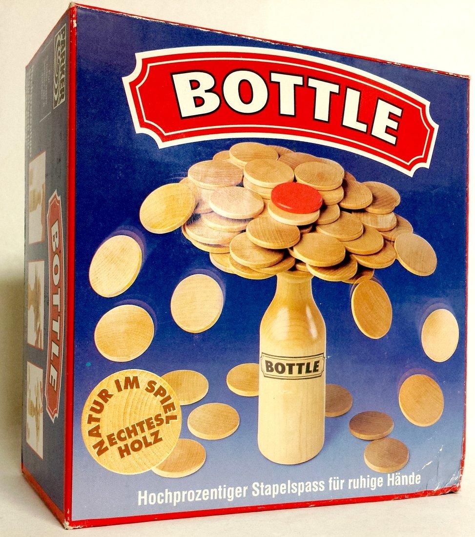 Bottle Hochprozentiger Stapelspass für ruhige Hände jetzt bestellen