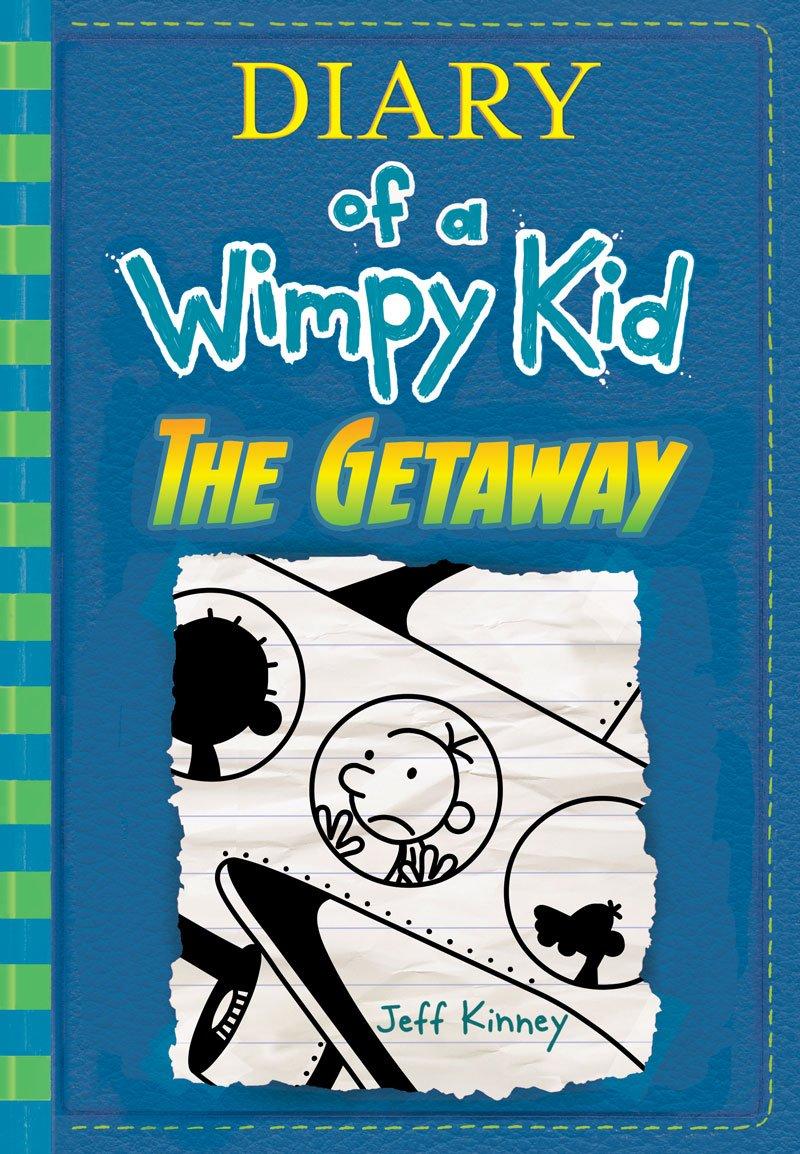 Diary Wimpy Kid Getaway