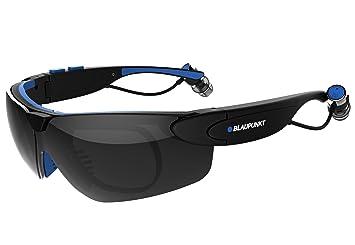 Blaupunkt BPA-2003W Écouteurs intra-auriculaires avec lunettes et microphone attachés