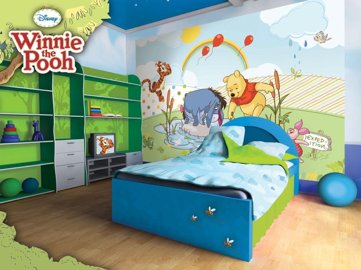 Kinderzimmer Tapeten Winnie Pooh : Winnie the Pooh Kindle Wallpaper