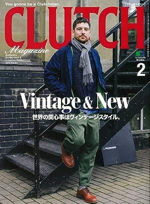 CLUTCH Magazine 2019年 2月号 [雑誌]