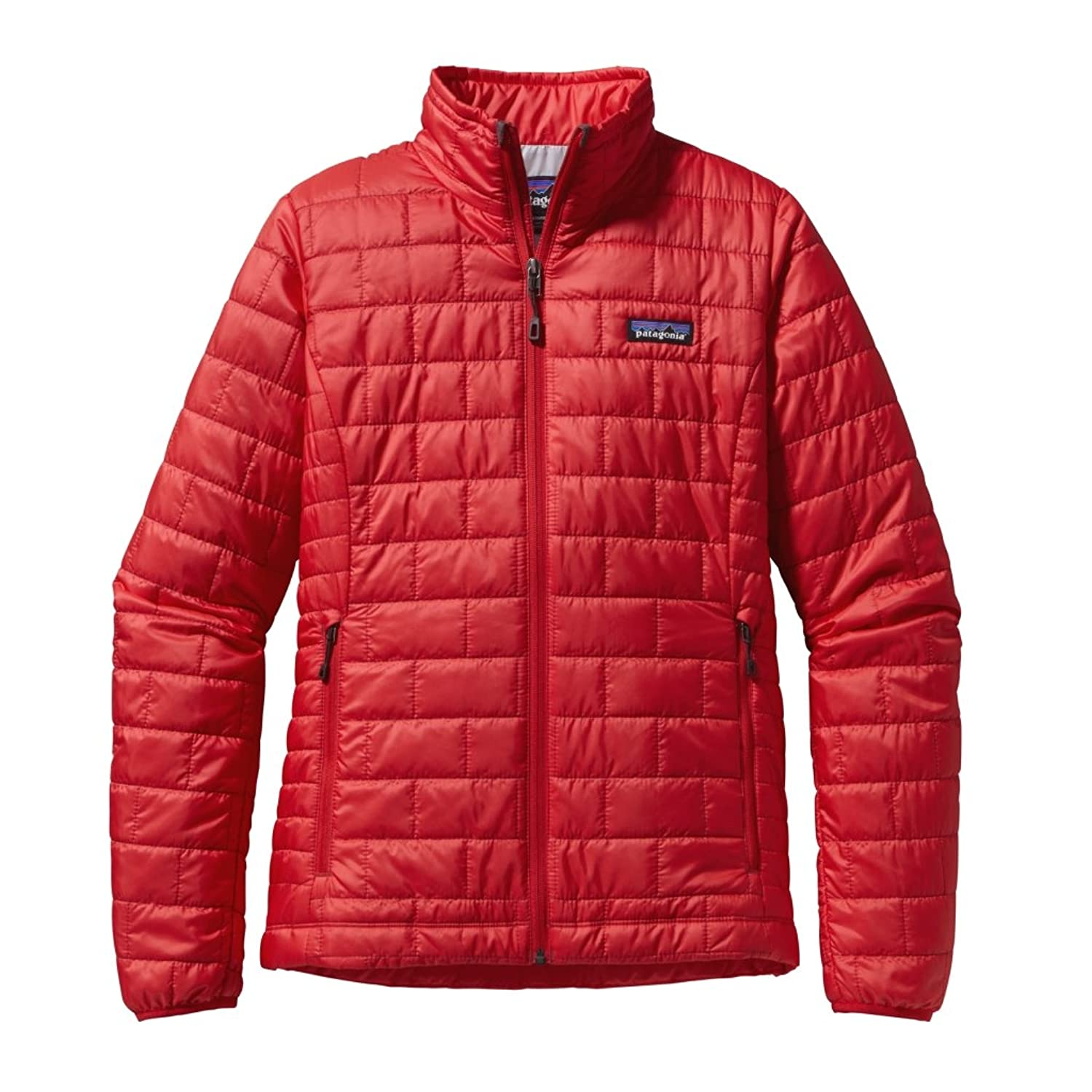 W's Nano Puff Jacket French Red