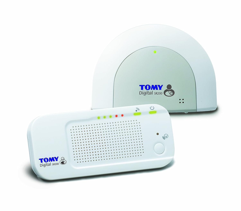 Comparer TOMY SR200 BLANC