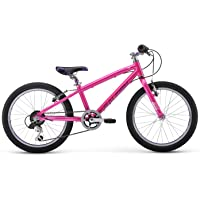 Raleigh Bikes Lily 20 Girl's Mountain Bike (Pink)