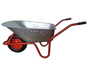Bauschubkarre rot 100l Mulde ***NEU/2. WAHL***  BaumarktKundenbewertung und Beschreibung