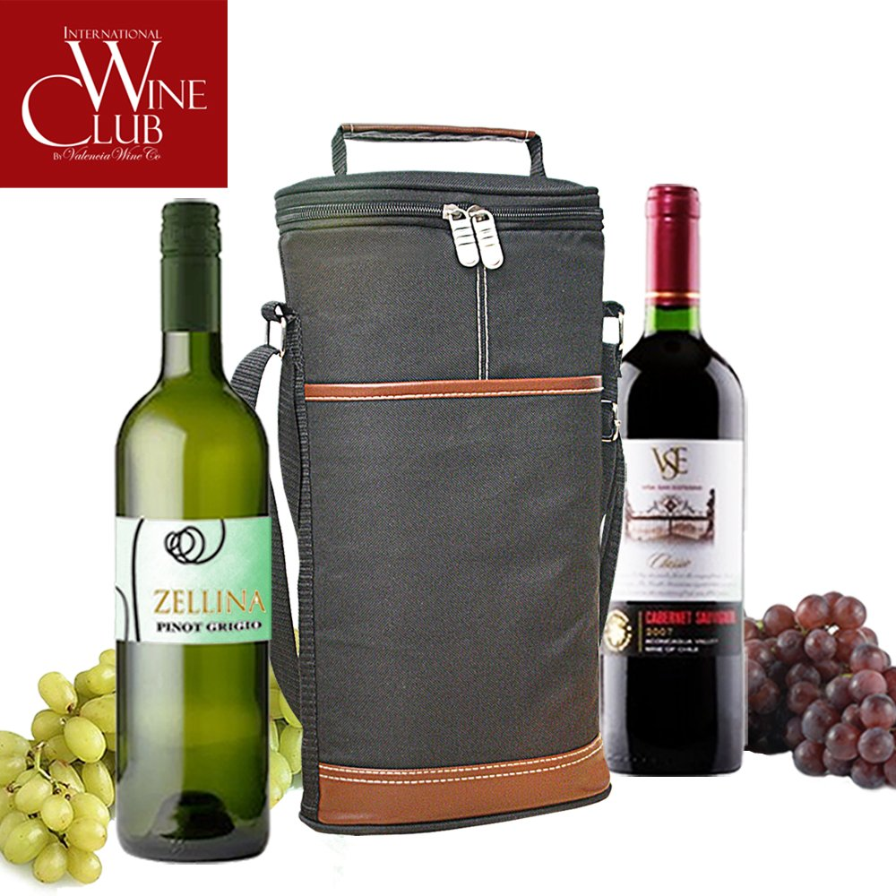 The best wine gifts wine bottle totes for Best wine gift ideas