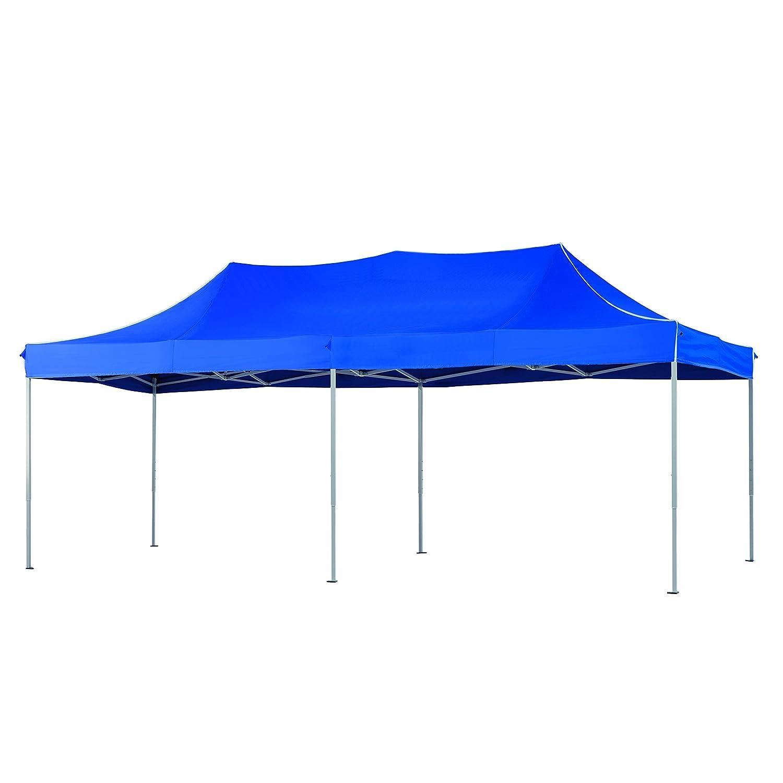 Schneider Pavillon Safari, blau, ca. 300 x 600 cm, quadratisch günstig bestellen
