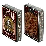 Bicycle Celtic Myth Playing Cards Symmetrical