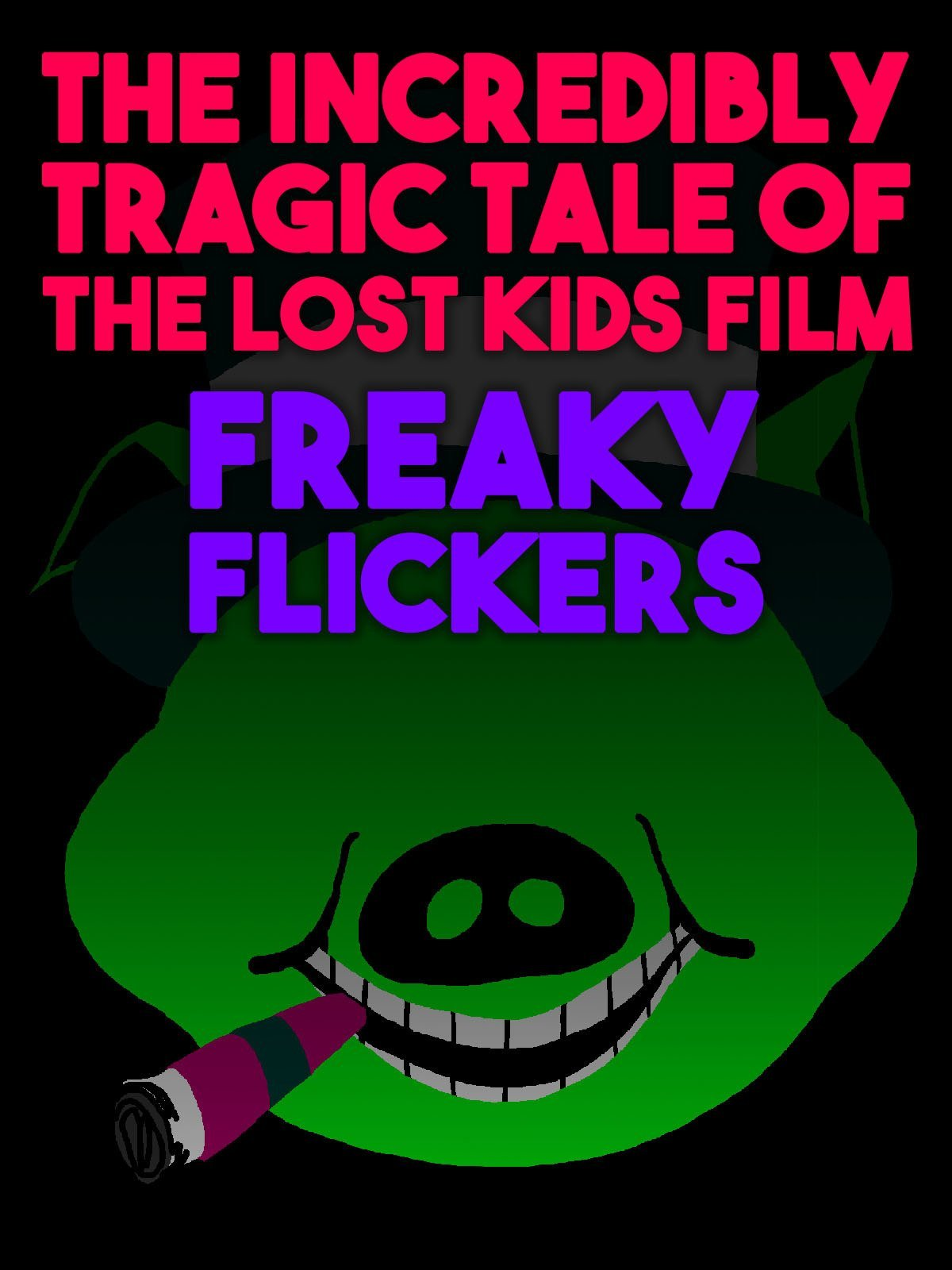 The incredibly tragic tale of the lost kids film, Freaky Flickers.