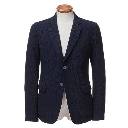 m's braque Seersucker Jersey Jacket