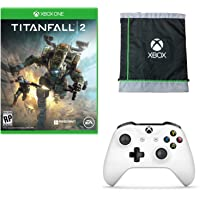 Titanfall 2 + Wireless Controller + Cinch Sac for Xbox One