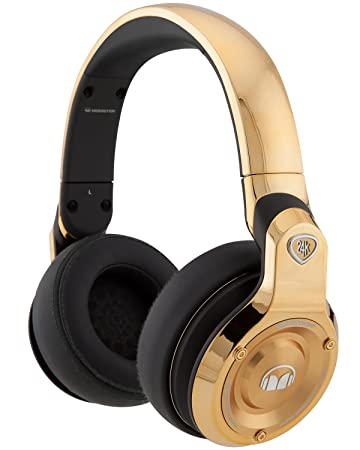 Monster  24K Casque Over-Ear Gold
