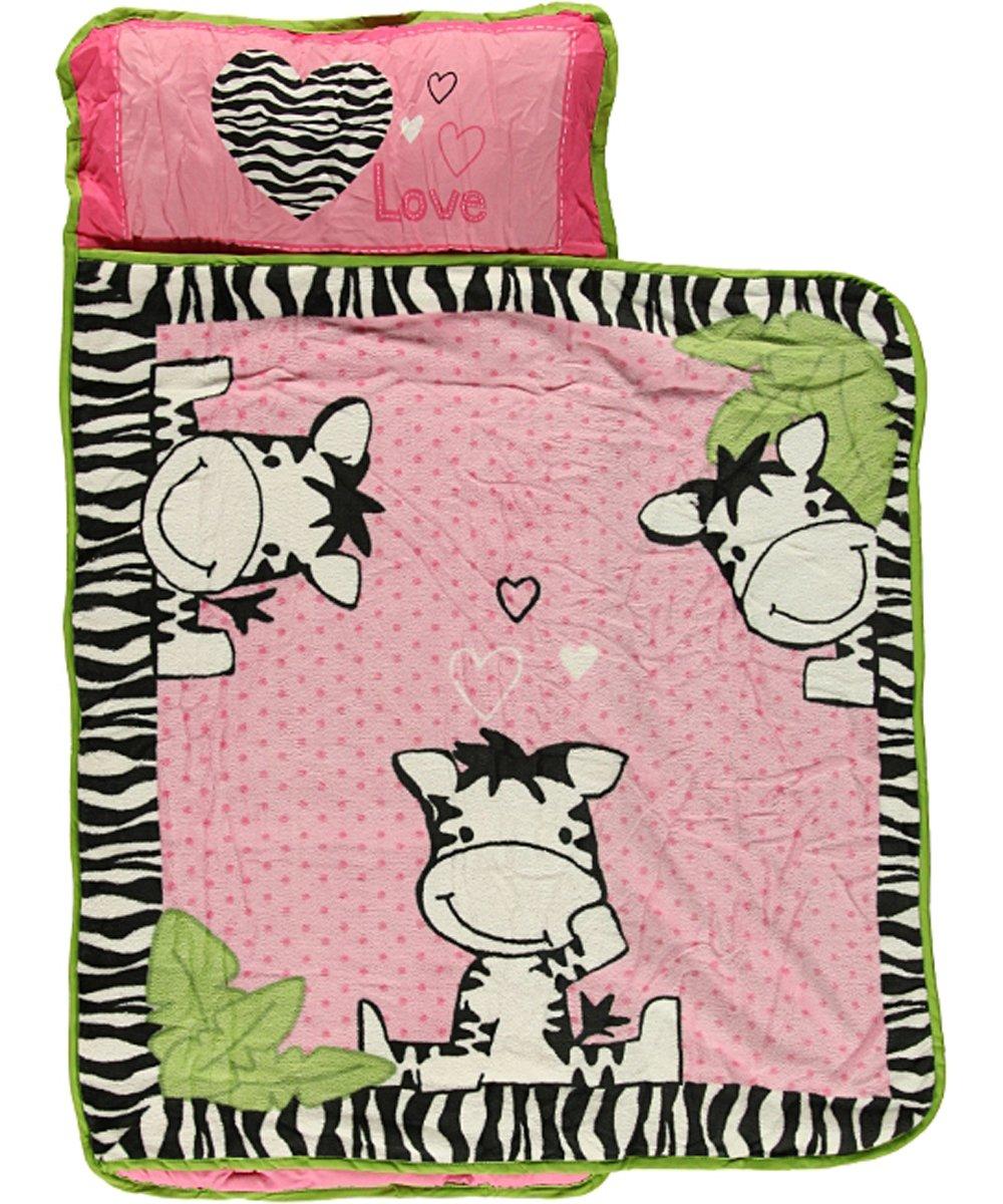 Baby Boom Zebra Luv Nap Mat