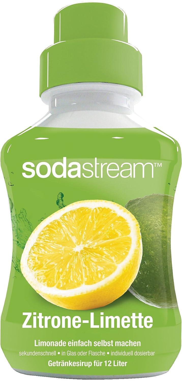 Sodastream Zitrone-Limette, 2er Pack (2