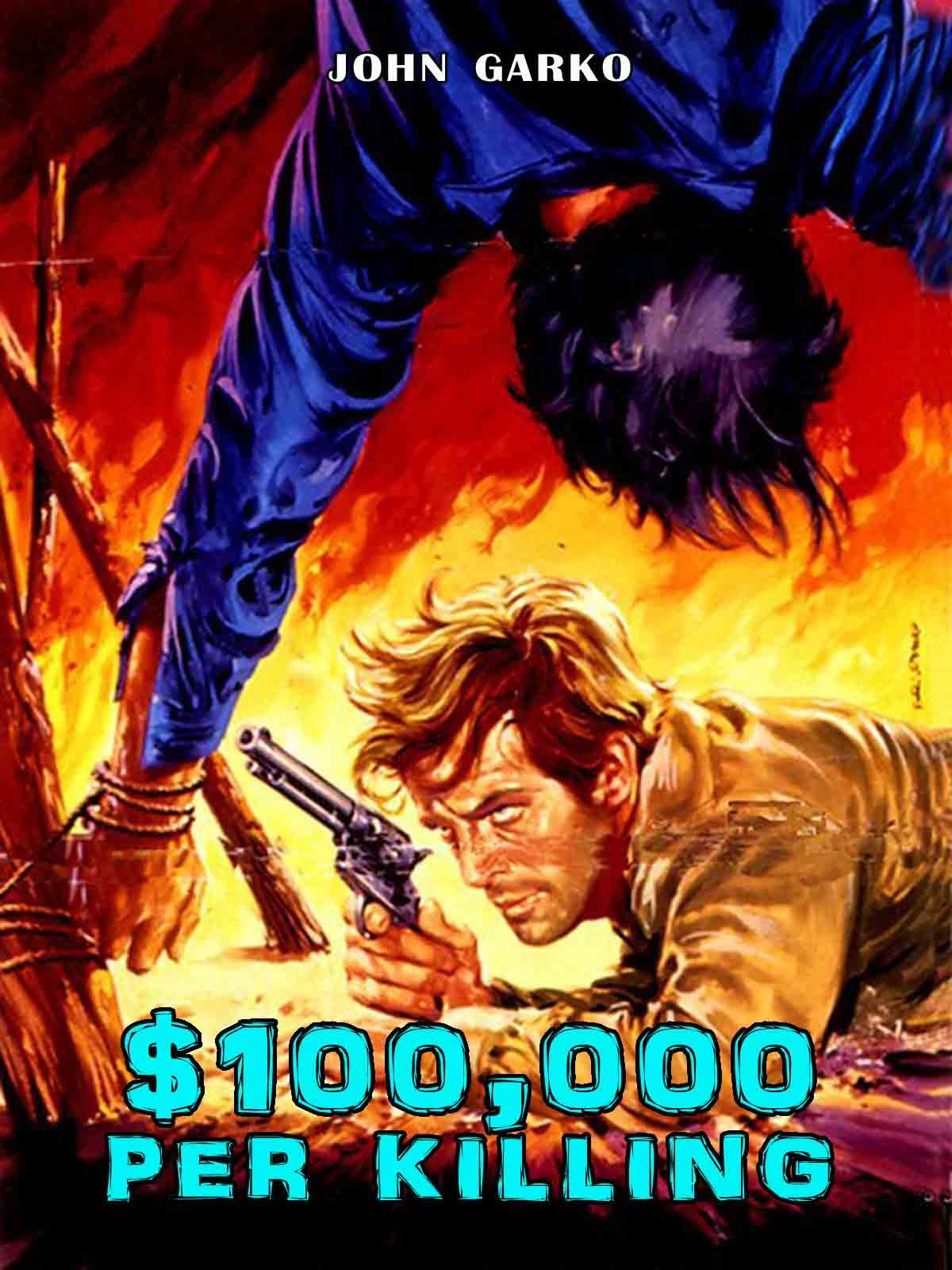 $100, 000 For A Killing on Amazon Prime Instant Video UK