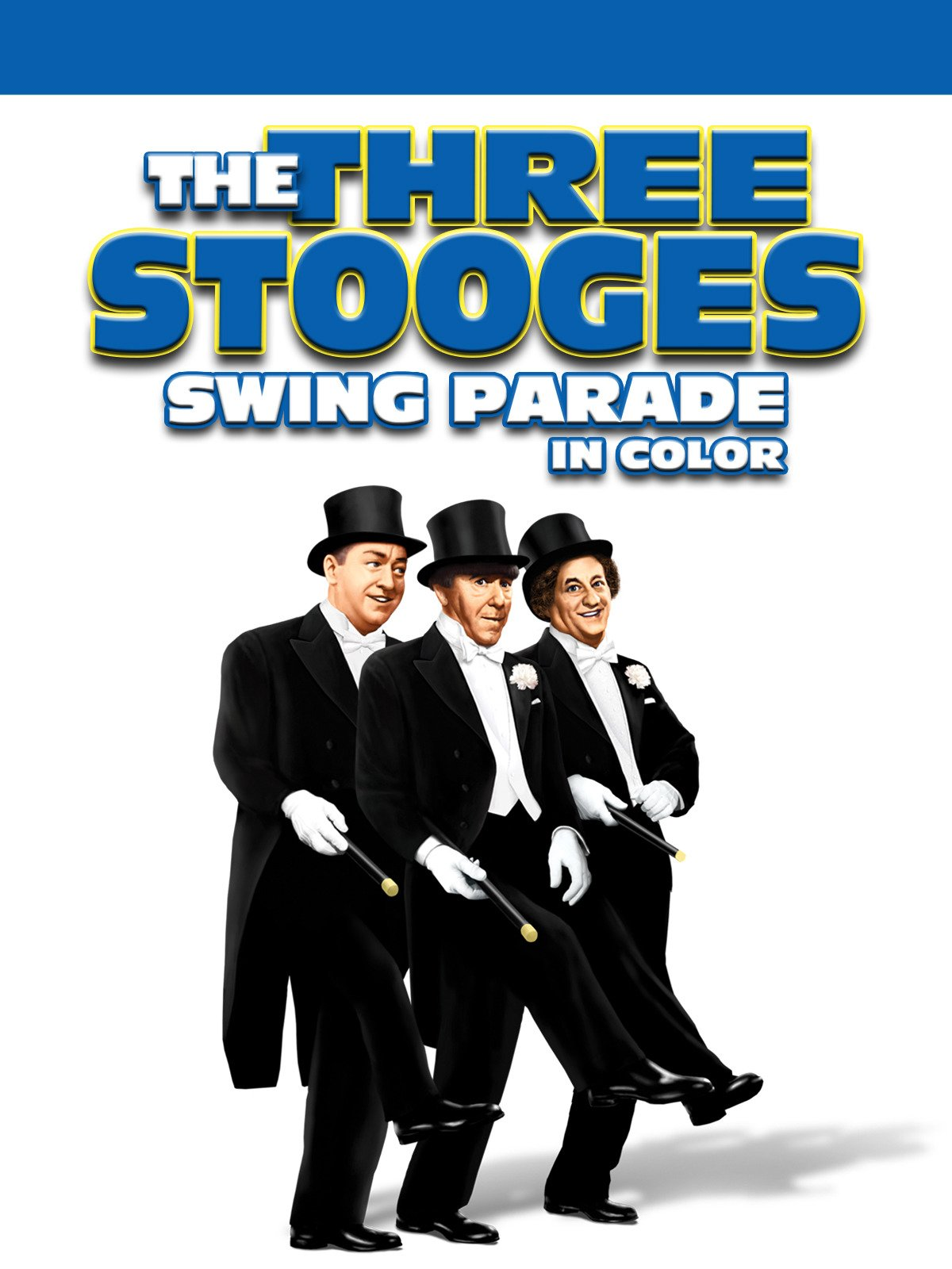 Three Stooges: Swing Parade (In Color) on Amazon Prime Video UK