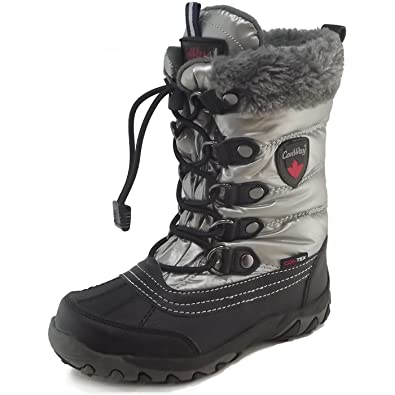 Conway ConTex Boots Husky, Bottes d'hiver mixte enfant