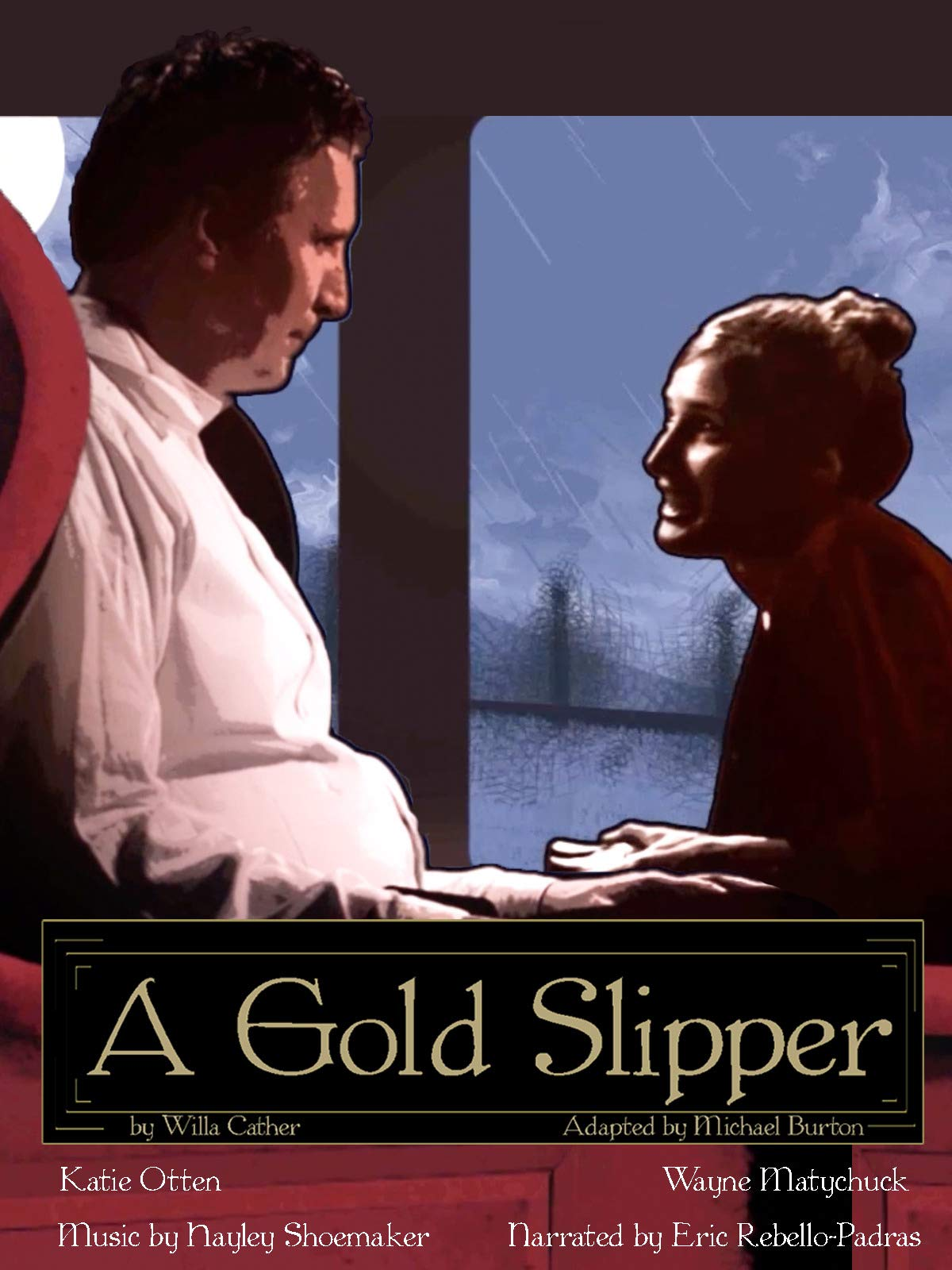 A Gold Slipper