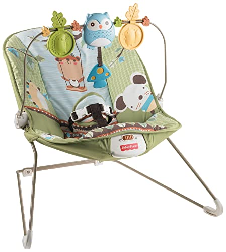 Forest Fun Bouncer
