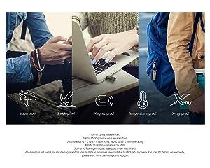 Samsung BAR Plus 64GB - 200MB/s USB 3.1 Flash Drive Champagne Silver (MUF-64BE3/AM) (Color: Silver, Tamaño: 64 GB)