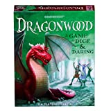 Dragonwood A Game of Dice & Daring Board Game (Color: Multi, Tamaño: Standard)