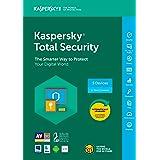 Kaspersky KL1919AOEFS-1821UZC Total Security 2018 5 Device/1 Year [Key Code]