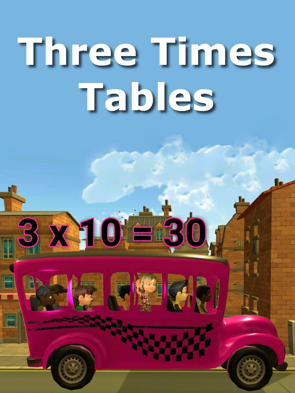 Three Times Tables on Amazon Prime Instant Video UK