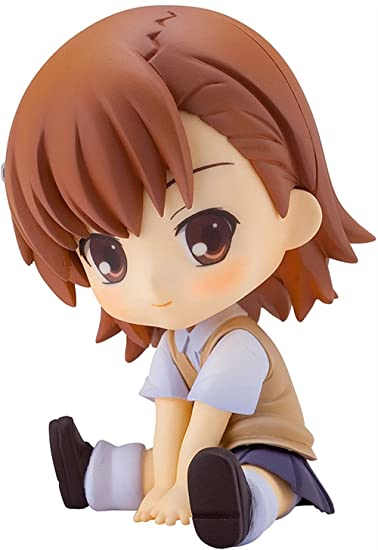 To Aru Majutsu No Index: Petanko Misaka Mikoto PVC figurine